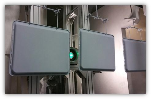 在线测量烘箱工件膜厚